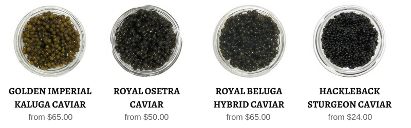 All chinese caviar in stock